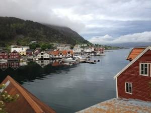 Prachtige natuur in Noorwegen