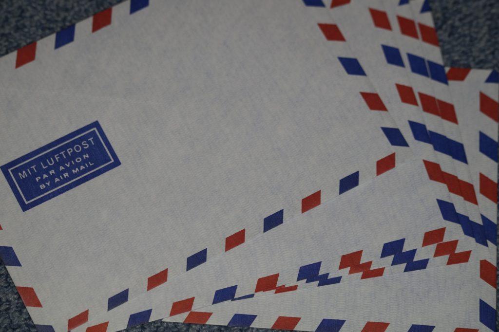 post versturen buitenland