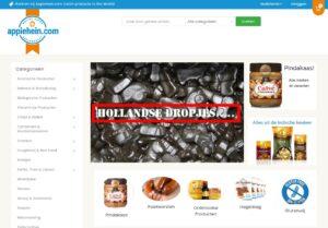 online supermark appie hein